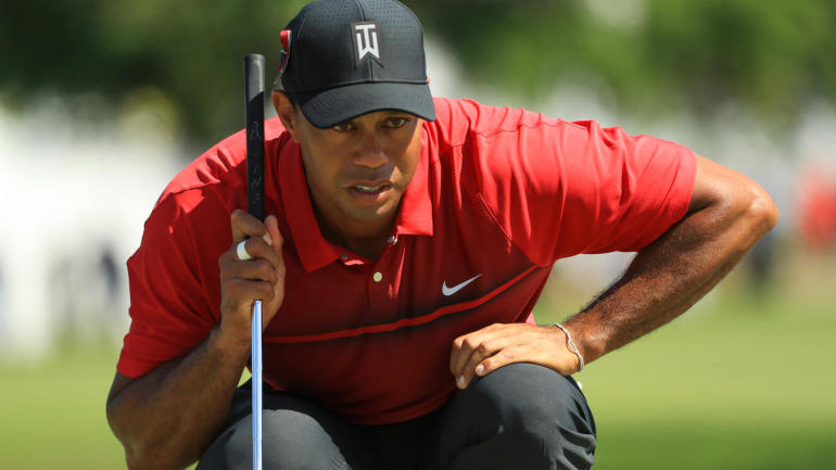 Tiger Woods' road to the 2018 Masters filled with ...