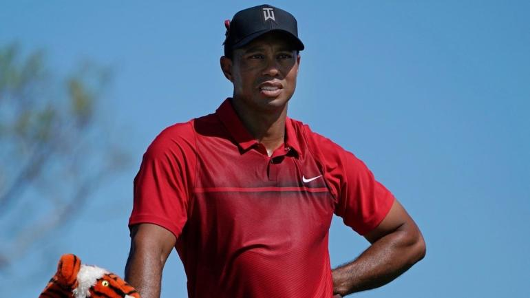 tiger woods score today  strong finish at honda classic