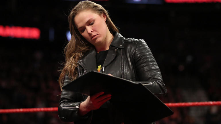 WWE news, rumors: Ronda Rousey gets title match out of ...