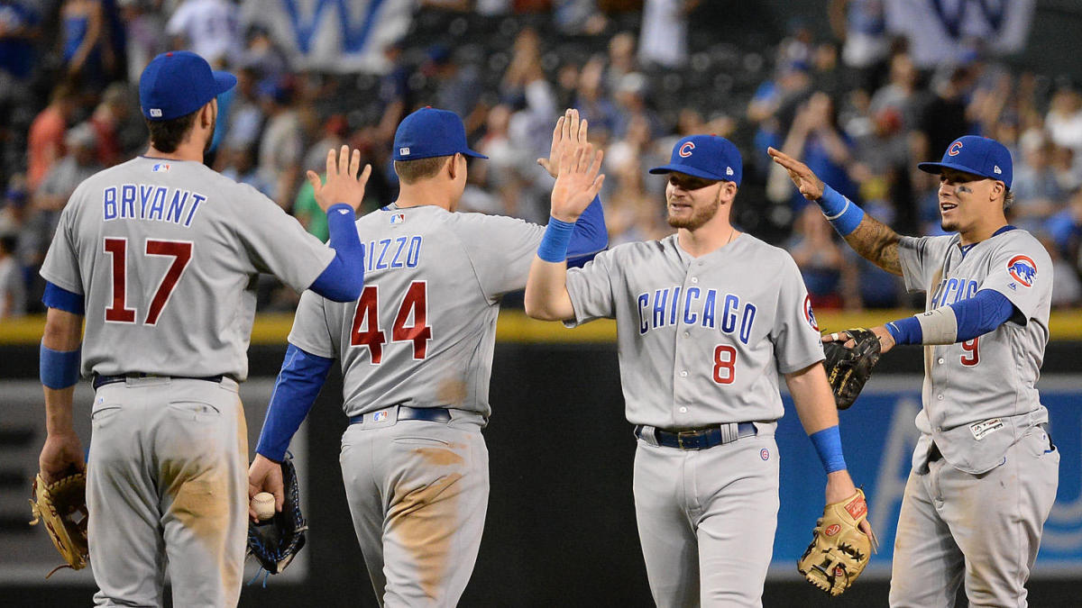 pretty nice 79616 1912f Chicago Cubs 2018 season team preview: Now is their chance ...