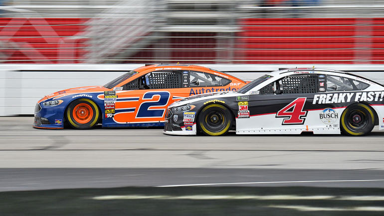 Nascar Hits Kevin Harvick S Team With Stiff Penalties Over Rear