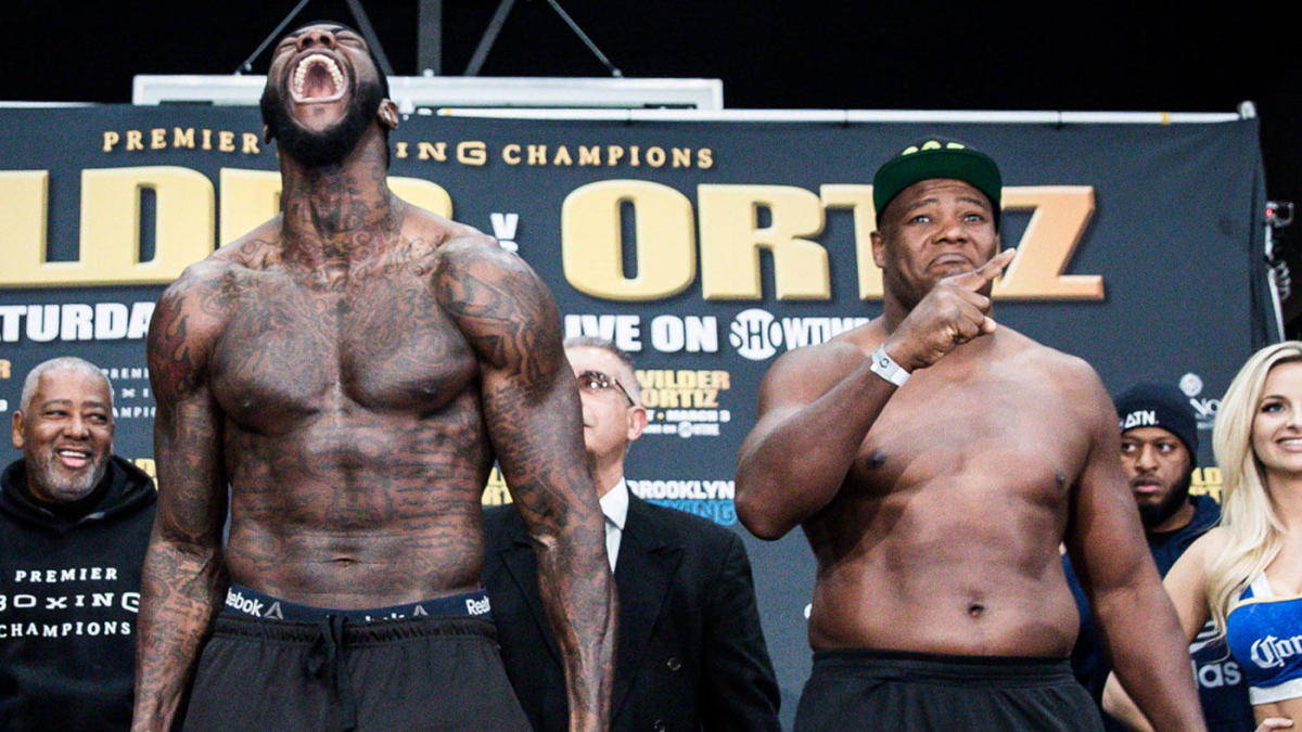 Deontay Wilder Vs Ortiz 2