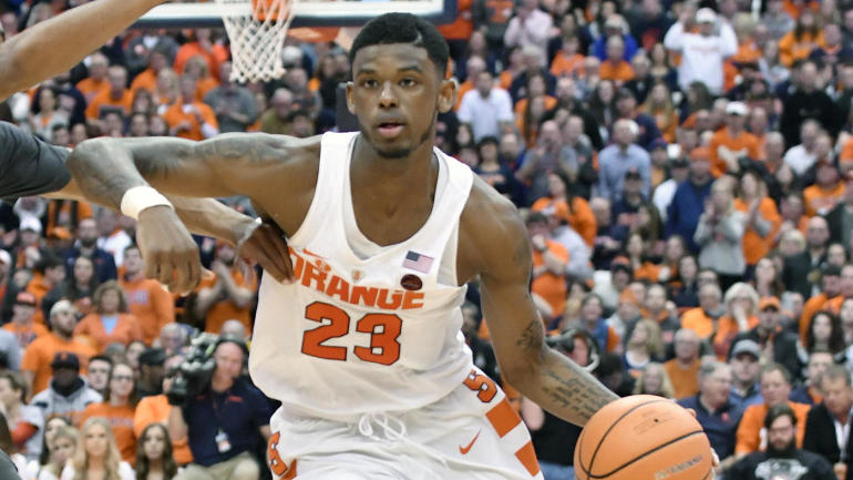 College Basketball Rankings No 12 Unc Faces Syracuse In The Big
