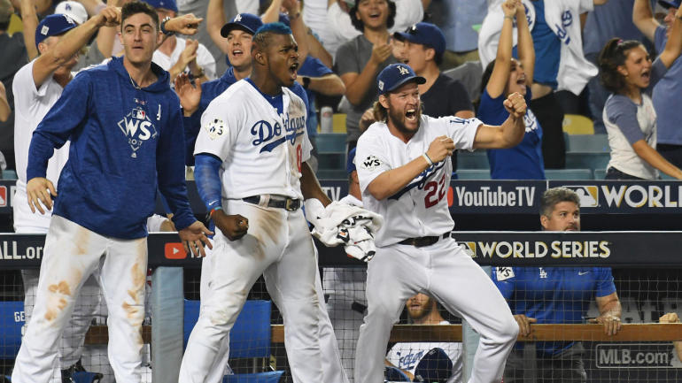 Image result for dodgers 2018