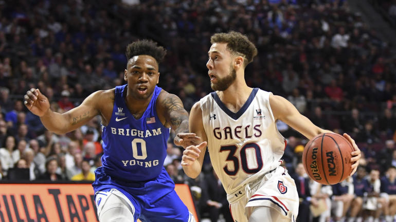 Saint Mary's vs. San Diego odds, line: 2019 WCC Tournament picks, predictions from model on 111 ...