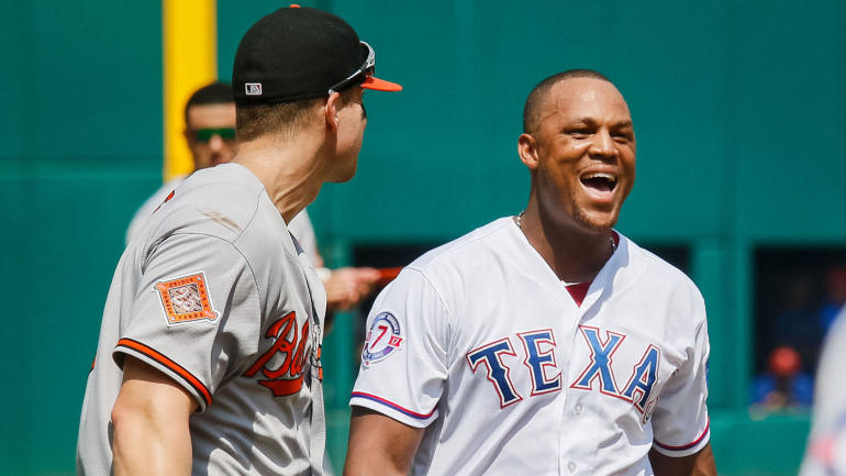 Reminder: Enjoy the incomparable Adrian Beltre while you ...