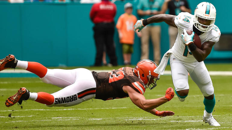 2018 Fantasy Football Free Agency: Does Jarvis Landry lose value with Browns trade?
