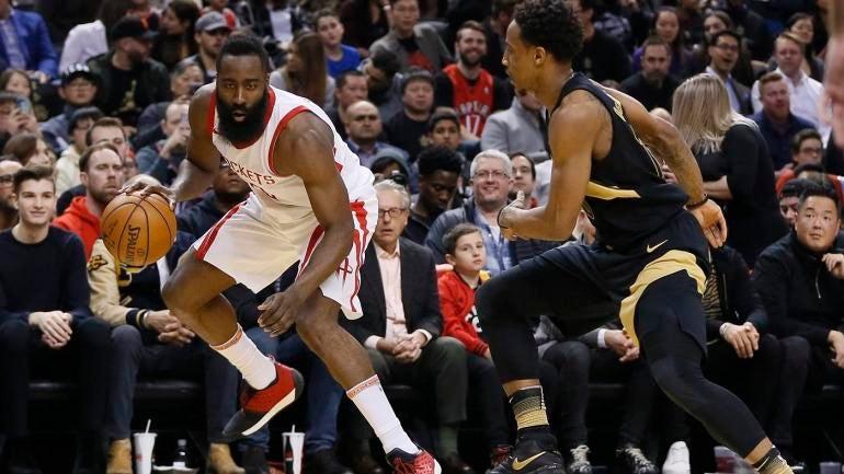 a8a75ee96c2f Rockets vs. Raptors could be a nice NBA Finals alternative to Warriors vs.  Cavs - CBSSports.com