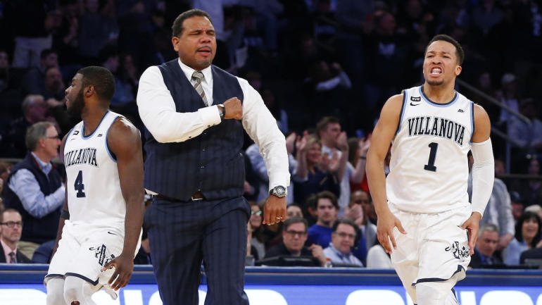 LOOK: Providence coach Ed Cooley ripped his pants during the Big East championship