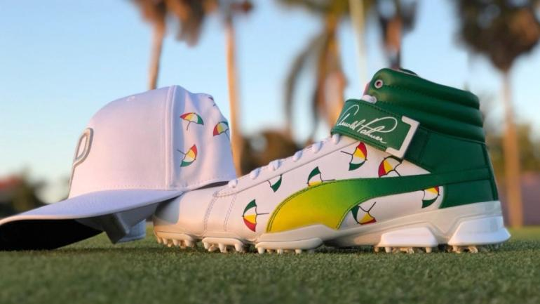 0af8d011267 LOOK  Rickie Fowler will honor Arnold Palmer with these umbrella kicks at  Bay Hill - CBSSports.com
