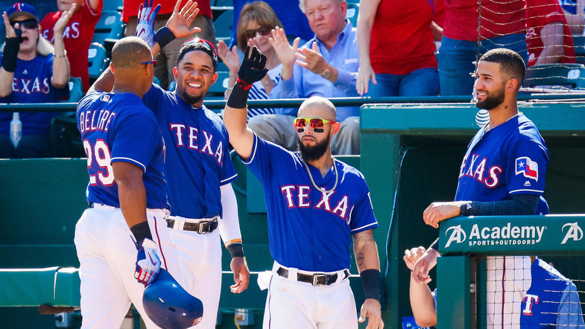 online store f113a fed8b Texas Rangers season preview: Closer to worst than they are ...