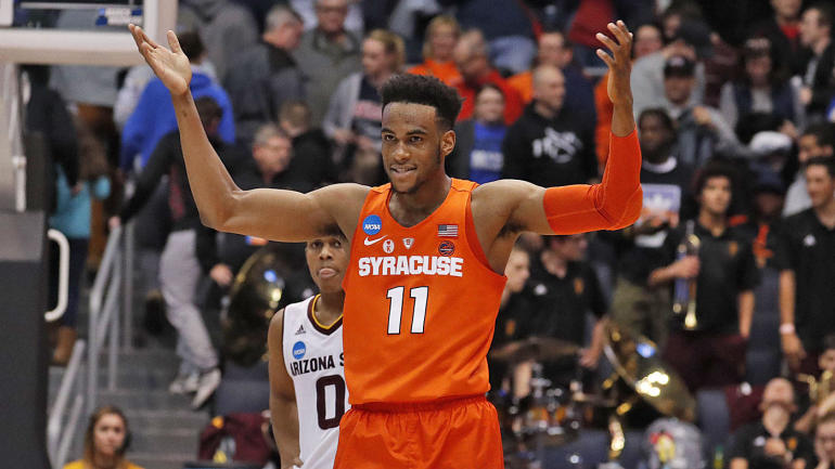 madness march schedule ncaa syracuse tournament broadcasters basketball college