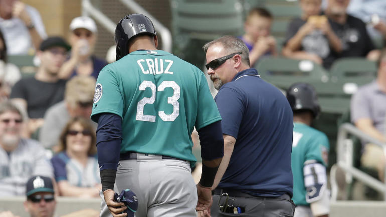 Injuries continue to mount for the Mariners as Ichiro ...