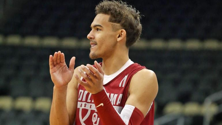 851f1a227541 NBA Draft 2018  Puma reportedly targeting Trae Young to be the face of its  returning basketball brand - CBSSports.com