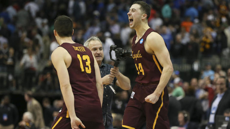 14a88c78370 March Madness 2019  The 10 biggest Sweet 16 upsets in NCAA Tournament  history - CBSSports.com