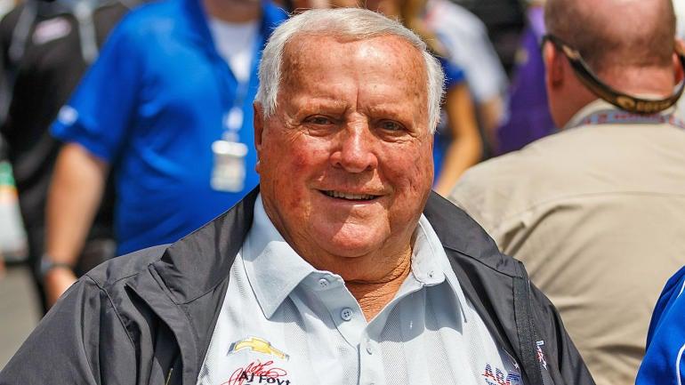 Indy 500 legend A.J. Foyt hospitalized after being ...