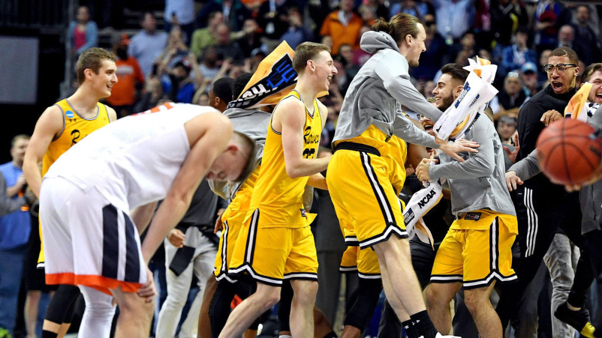 No. 16 UMBC over No. 1 Virginia will change March Madness forever -  CBSSports.com