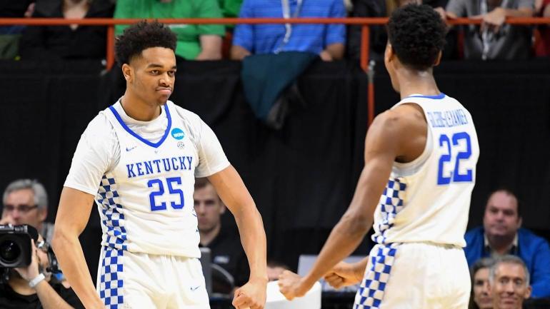 Kentucky Basketball Vs Team Toronto Game Time Tv Channel: Watch Kentucky Vs. Kansas State Online: 2018 NCAA