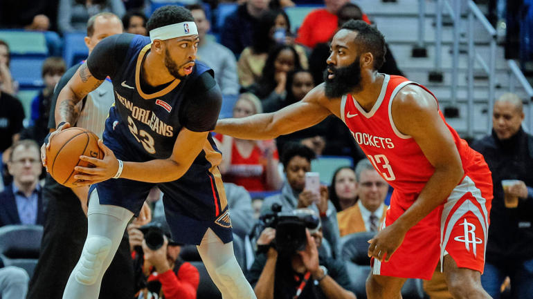 NBA games Saturday, scores, highlights, updates: Harden, Rockets visit Pelicans