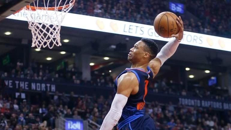 Westbrook-dunk