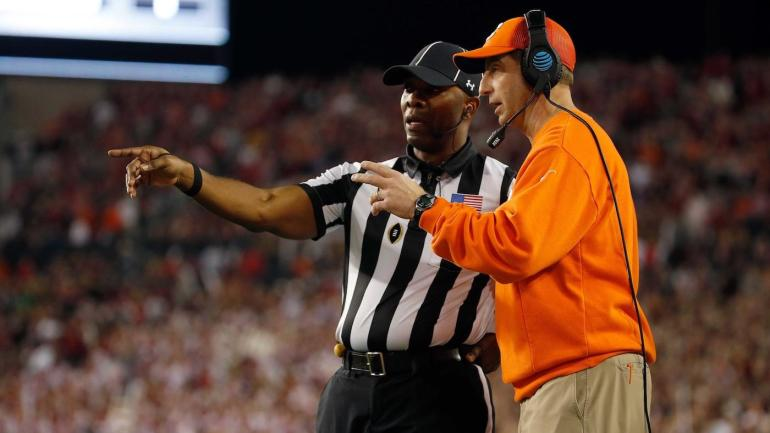 ACC and AAC announce joint officiating alliance for college football