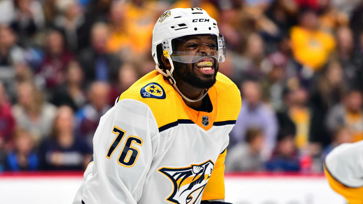 quality design c7e4a e3d03 P.K. Subban sends video message to youth hockey player who ...