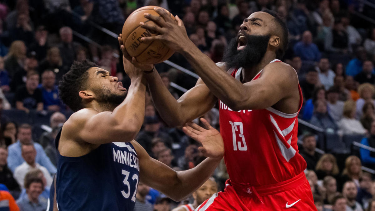 Nba Games Sunday Scores Highlights Harden Rockets Beat