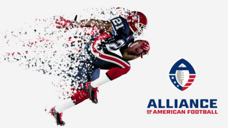 Spring league Alliance of American Football to launch in 2019 on CBS