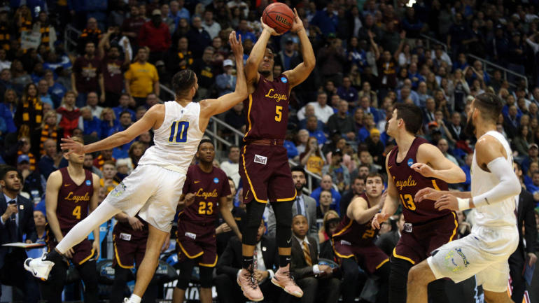 NCAA Tournament 2018: Loyola now one win from the Final Four after topping Nevada in Sweet 16 ...