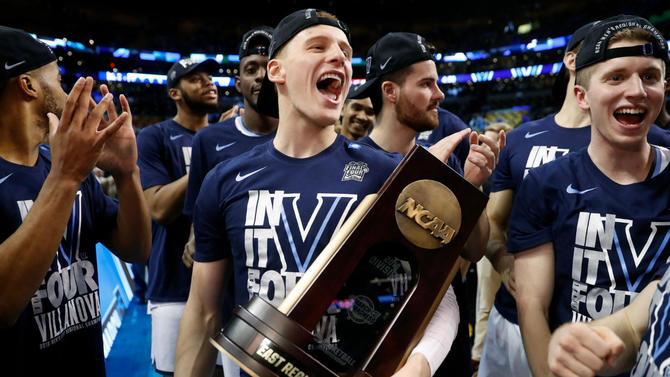 For Villanova, Final Four is a chance to prove this is the best team in Wildcats history