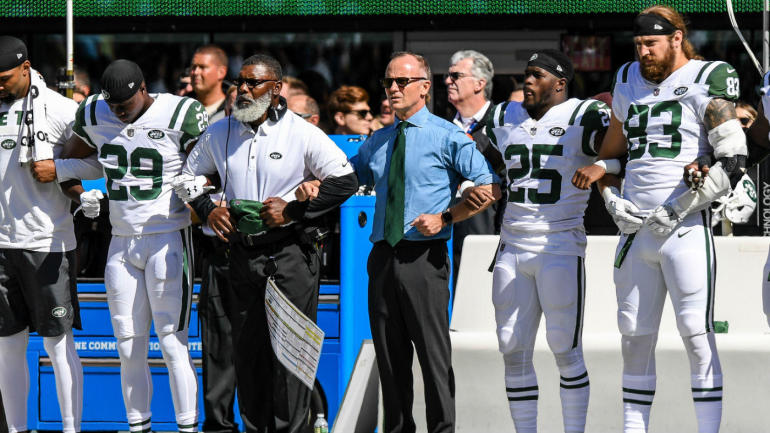 cccdea6fb New York Congressman says  goodbye to Jets  over anthem policy announcement  - CBSSports.com