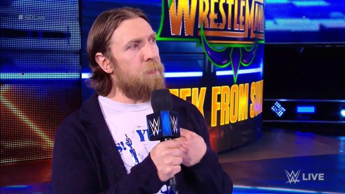 sale retailer d9766 245ba WWE SmackDown results, recap  Daniel Bryan s return match set for  WrestleMania 34 - CBSSports.com