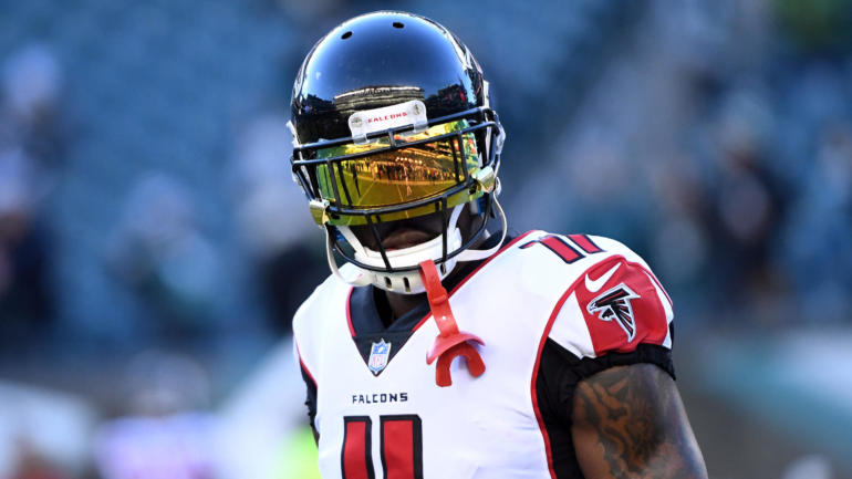 Julio Jones training with Terrell Owens reportedly making Falcons front office uneasy