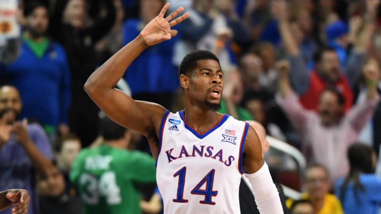 397a79d17 Final Four 2018  Malik Newman needed this Kansas detour to find his  five-star potential