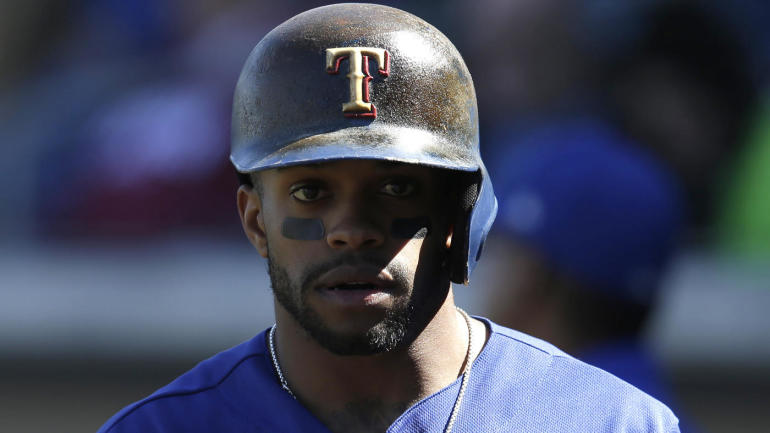 MLB: Spring Training-Texas Rangers at Chicago Cubs