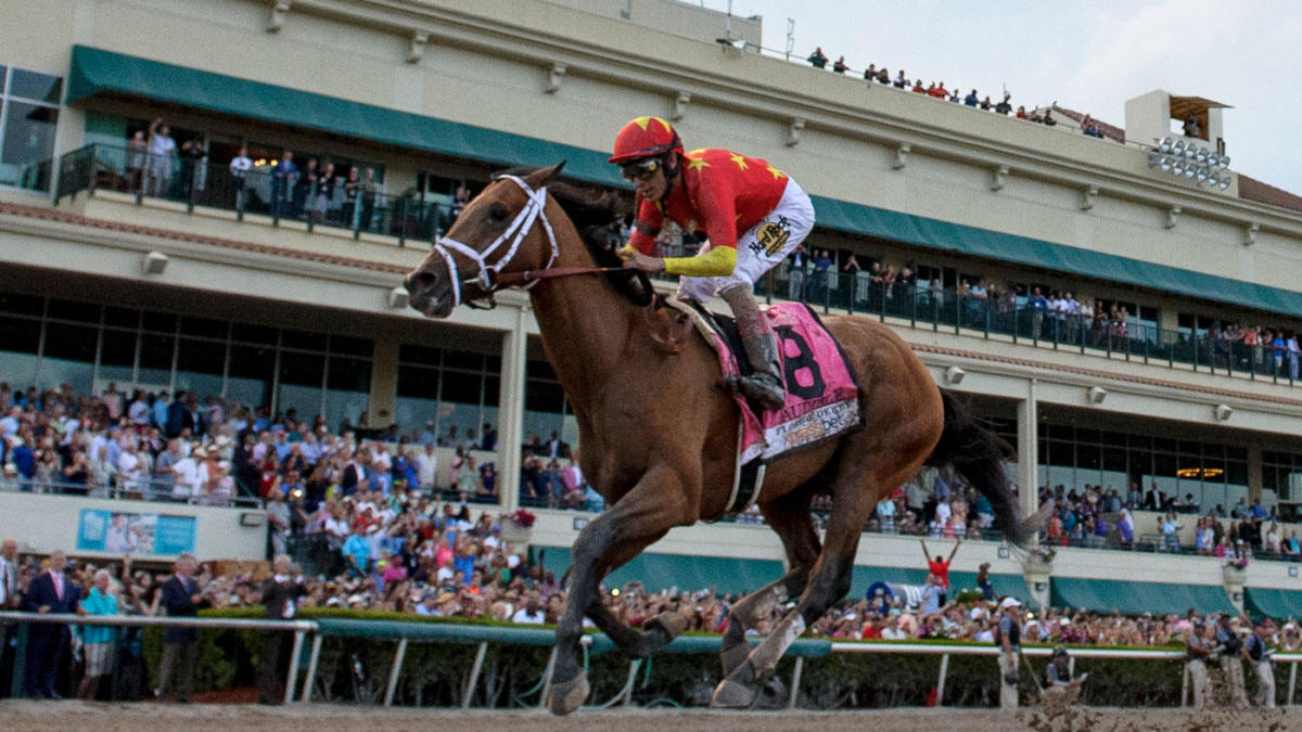 Florida Derby 2018 results: Audible inches closer to Kentucky Derby