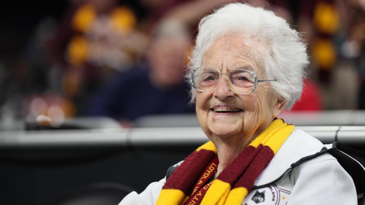 Sister Jean celebrates 100th birthday, shares her secrets to living a long life
