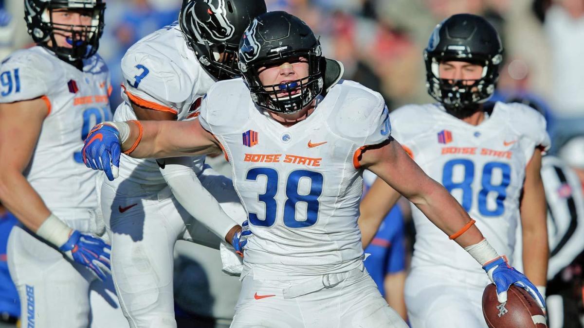 f576be61c 2018 NFL Draft Grades: Cowboys get an A for adding Leighton Vander Esch to  defense - CBSSports.com