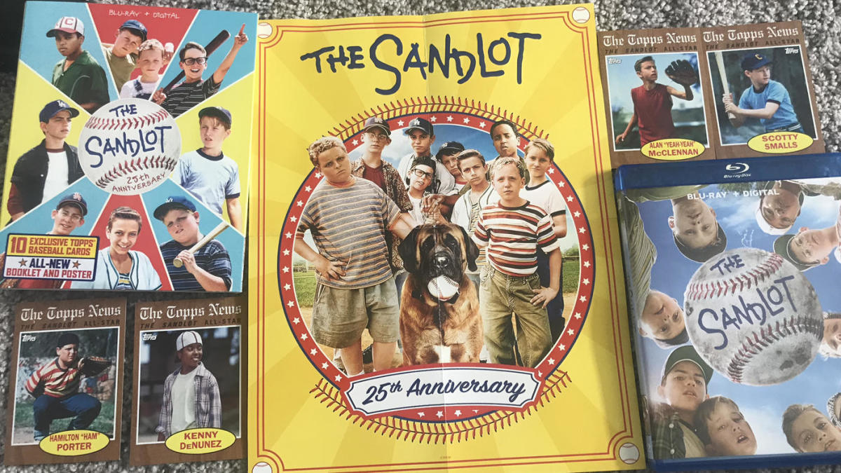 The Sandlot turns 25: Talking to the cast about their best