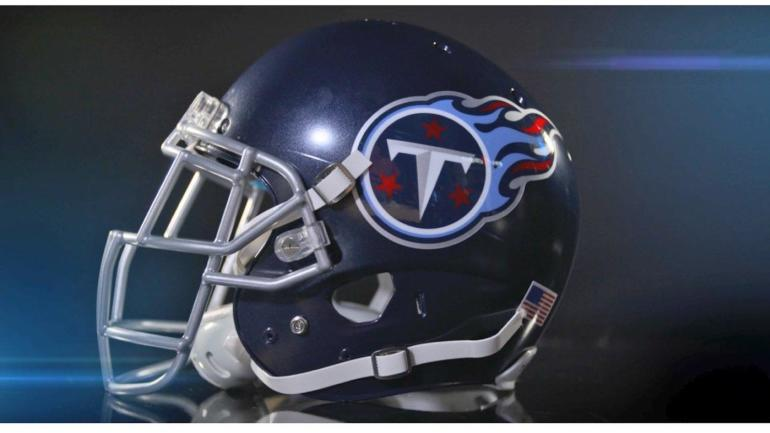 Titans had a wild helmet idea in mind for their new uniforms before going with blue - CBSSports.com