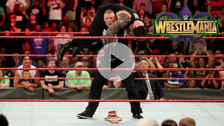 WWE WrestleMania 34 live stream, watch online, start time, WWE Network, matches - CBSSports.com