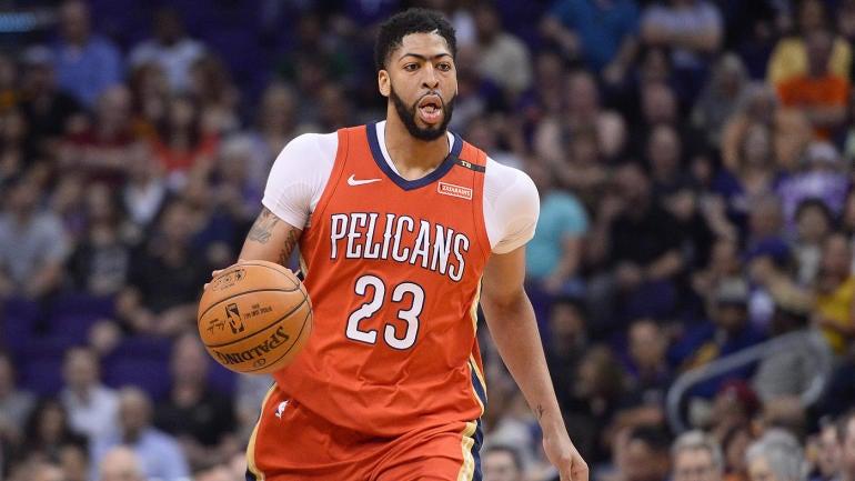 NBA Playoffs 2018: Blazers vs. Pelicans Game 1 score, series schedule, TV channel, live stream