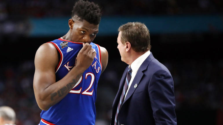 College Basketball Podcast: Will the FBI investigation cause Kansas to vacate its 2018 Final Four?