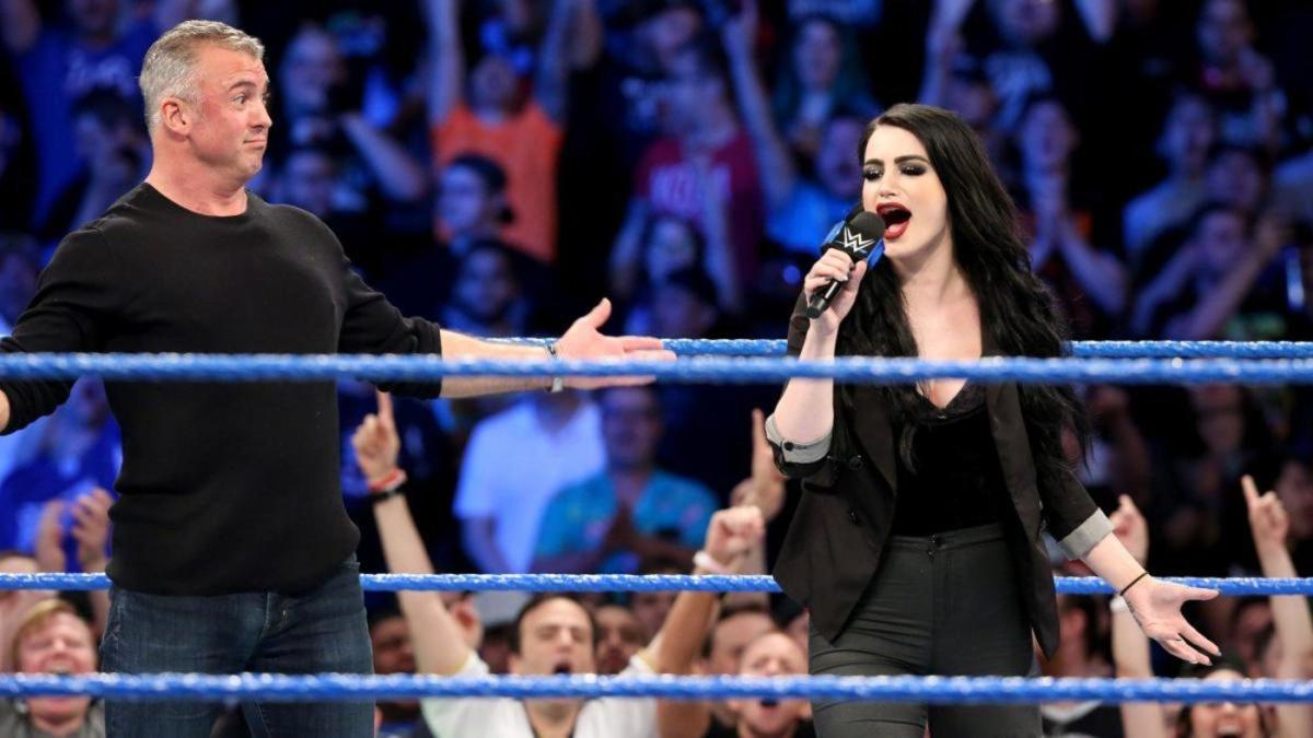 Image result for Paige GM of SmackDown Live