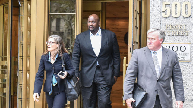 College Basketball Corruption Trial Ex Auburn Assistant