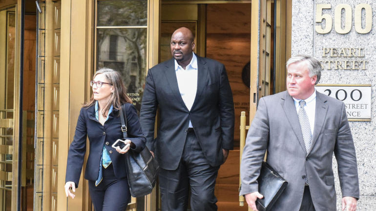 pretty nice 74678 79dab College basketball corruption trial: Ex-Auburn assistant ...