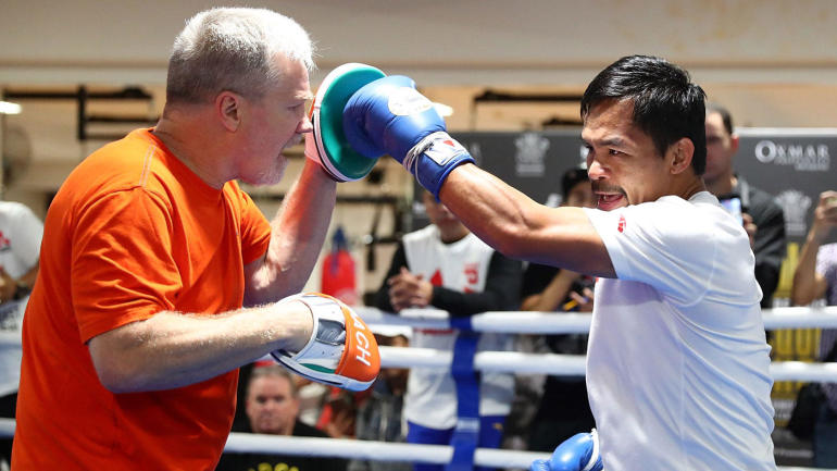 Manny Pacquiao, longtime boxing trainer Freddie Roach part ways after 16 years