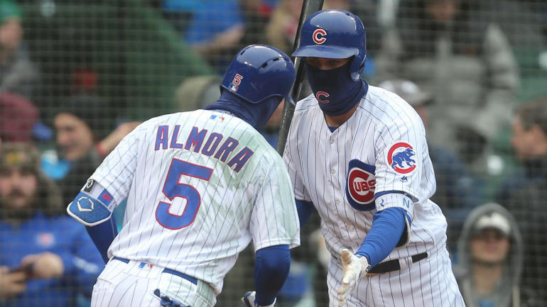MLB Saturday scores, highlights, live team updates, news: Cubs storm back to beat Braves