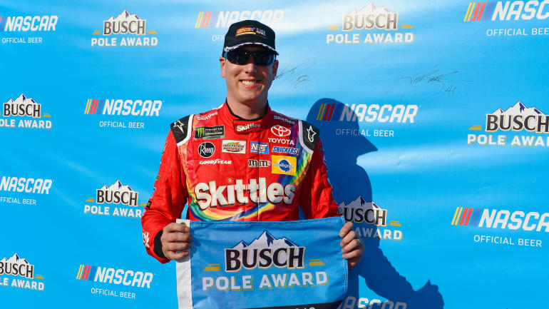 NASCAR at Bristol picks, predictions, odds, Daily Fantasy advice: Busch brothers starting out front for Food City 500