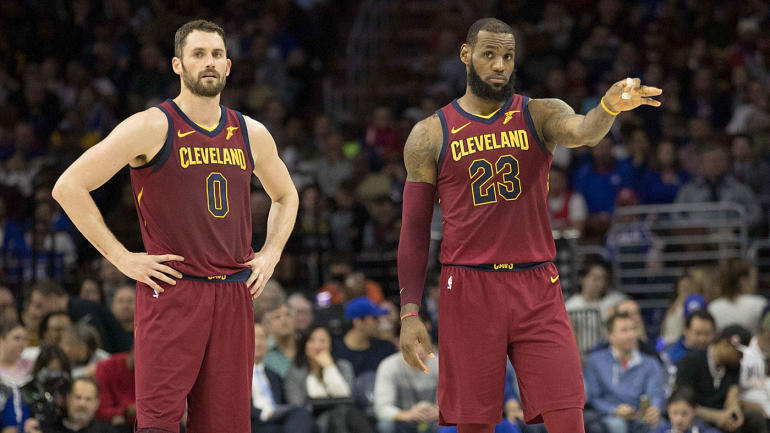 2018 NBA Playoffs: Scores, bracket, schedule, TV info for each first-round playoff matchup